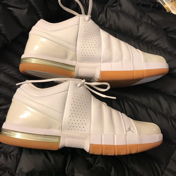 617ff2a8dafdf3 Jordan Other - Nike Air Jordan White Shoes Sneakers Size 10